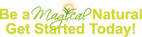 Be A Magical Natural